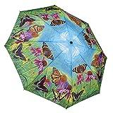 Galleria Butterfly Mountain Folding Umbrella