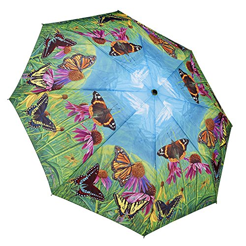 Galleria Butterfly Mountain Folding Umbrella