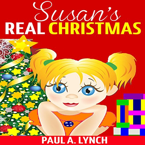 Susan's Real Christmas audiobook cover art