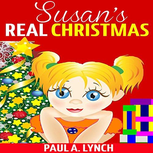 Susan's Real Christmas cover art
