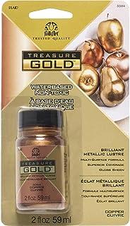 FolkArt 3084 Treasure Gold Paint, Copper