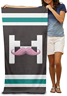 Markiplier Warfstache Logo Travel,Towel 30x50inche,Adult (31