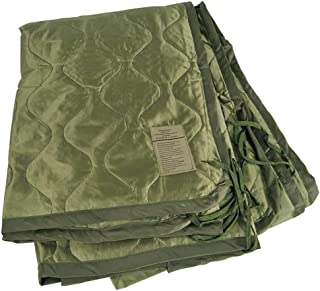 Medals of America Military OD Green Poncho Liner Woobie