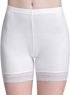 Women Slip Shorts for Under Dresses Short Leggings Lace Under Shorts