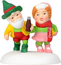 Department56 North Pole Series Village Accessories Have a Coke and a Smile Figurine, 1.57