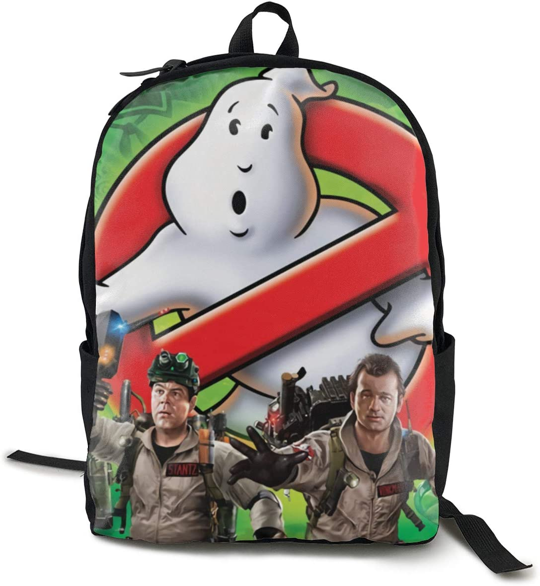 WangSiwe Quality inspection Ghostbusters School Backpack College Laptop Backpacks NEW