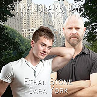Transparency audiobook cover art