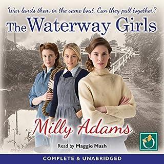 The Waterway Girls audiobook cover art