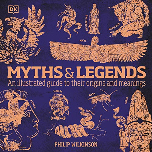 Myths and Legends cover art