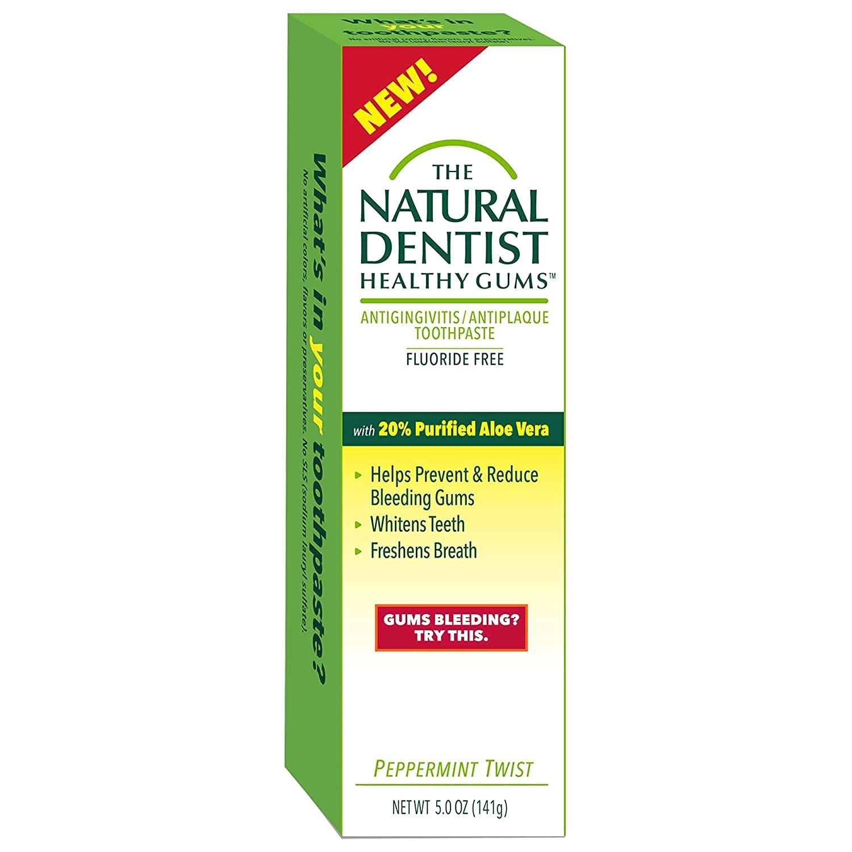 The Natural 2021new Surprise price shipping free Dentist Healthy SLS Gums Antiplaque Antigingivitis