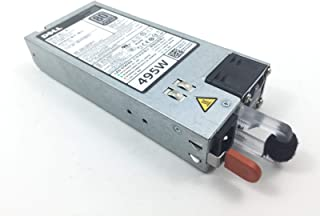 Dell Hot Swap 495W 80 Plus Platinum Redundant Power Supply - For Dell R620 R720 R720XD R820 T320 T420 T620 Servers