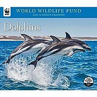 WWF、2021 ドルフィンズ WWF ウォールカレンダー