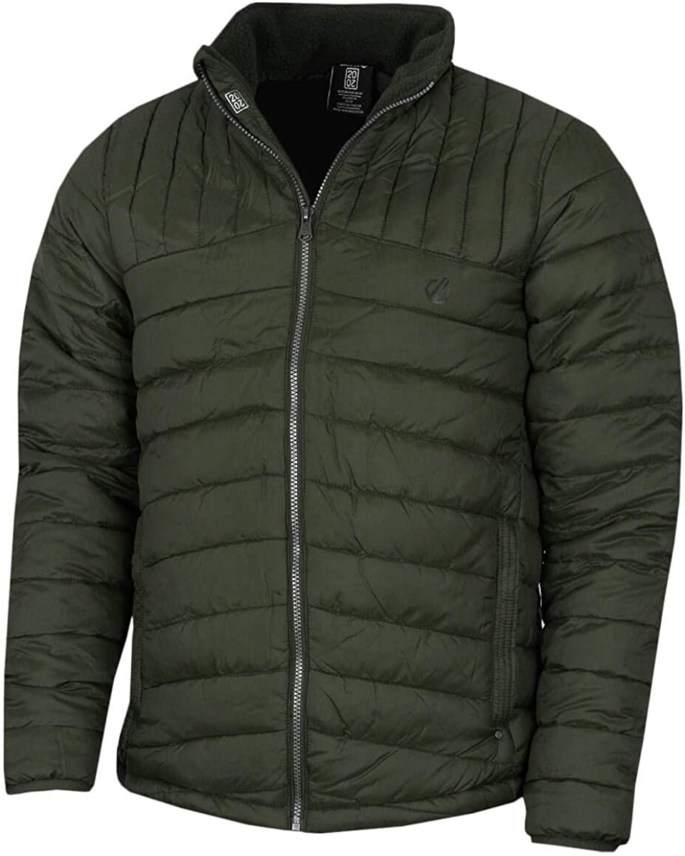 Max 51% OFF Dare 2B Mens Diversion Fees free Quilted Water Button Zip Jenson Repellent