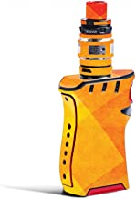 MightySkins Skin Compatible with SMOK Mag 225W - Orange Texture   Protective, Durable, and Unique Vinyl Decal wrap Cover   Easy to Apply, Remove, and Change Styles   Made in The USA