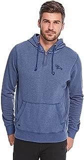 Tokyo Laundry Hoodies & Sweatshirts For Men M, Blue