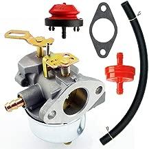 Autu Parts 632334A Carburetor for Tecumseh 632370A 632110 632111 632334 632370 632536 640105 7hp 8hp 9hp HM70 HM80 HMSK80 HMSK90 Snow Blower King Engine Carb