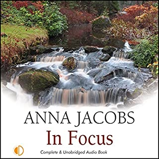 In Focus                   By:                                                                                                                                 Anna Jacobs                               Narrated by:                                                                                                                                 Penelope Freeman                      Length: 9 hrs and 49 mins     1 rating     Overall 3.0