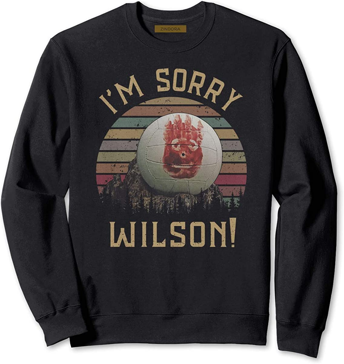 I'm Sorry Reservation Wilson Vintage Max 61% OFF T-Shirt