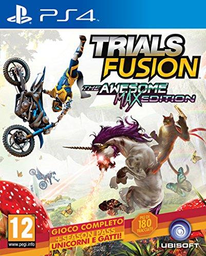 Trials Fusion Awesome Max Edition [Importación Italiana]