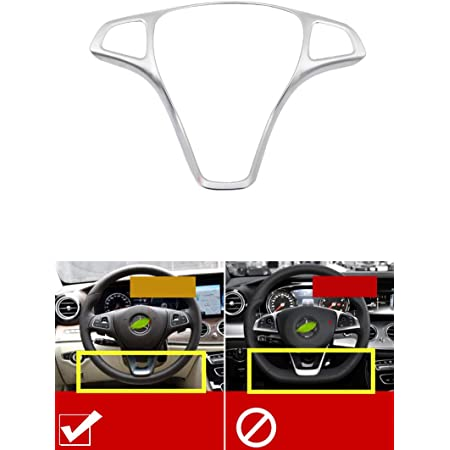 Für Vito W447 2014 2019 Interieur Lenkrad Dekor Abs Kunststoff Matt 1 Stück Auto