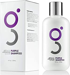 Purple Shampoo for Blonde Hair by GBG – Blonde Shampoo Instantly Eliminate Brassiness..