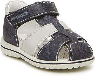 PRIMIGI 3374266 scarpe sneaker pelle giallo bambino primi passi