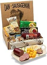 Dan the Sausageman's Yukon Gourmet Gift Basket -Featuring Dan's Original Sausage, 100% Wisconsin Cheese, and Dan's Sweet H...
