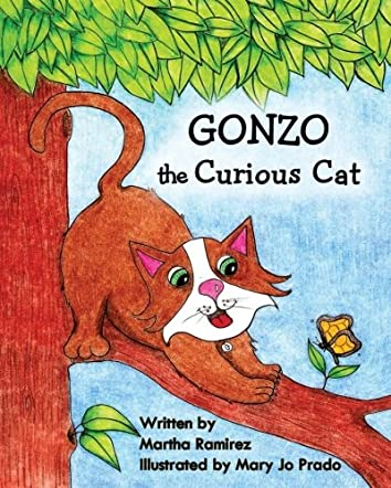 Gonzo the Curious Cat: New Edition