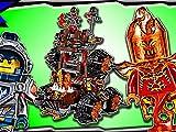 Clip: General Magmar's Siego Machine of Doom