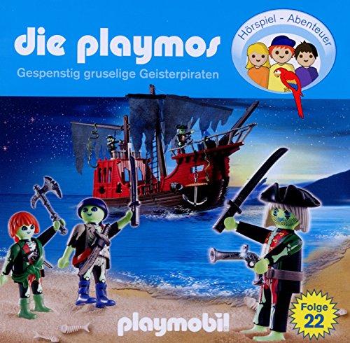 Die Playmos - Folge 22: Gruselige Geisterpiraten (Das Original Playmobil Hörspiel)