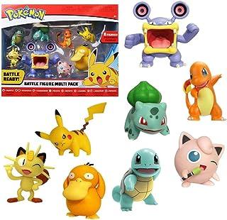 BOTI Pokémon Battle Mini Figures 8-Pack 5-7 cm Wave 3