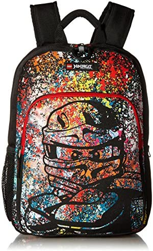 LEGO Kids Ninjago Spraypaint Heritage Classic Backpack One Size product image