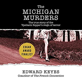 The Michigan Murders audiobook cover art