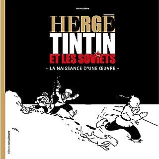 Moulinsart Bok Hergé Tintin och sovjeterna Philippe Goddin FR 24357 (2016)