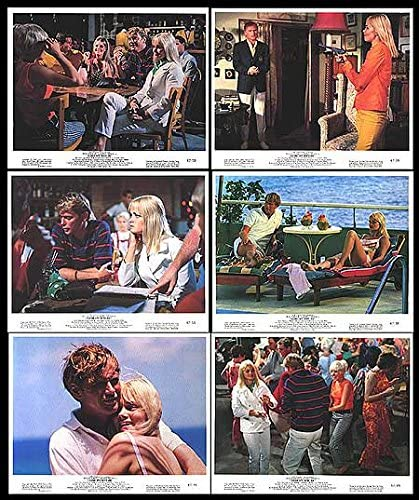 Come Spy With Me - Authentic lowest Limited time for free shipping price Original Set Of Movie Stills 10x8