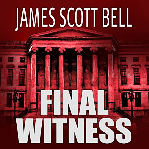 Final Witness audiobook cover art