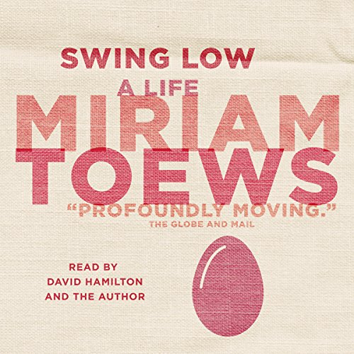 Swing Low audiobook cover art