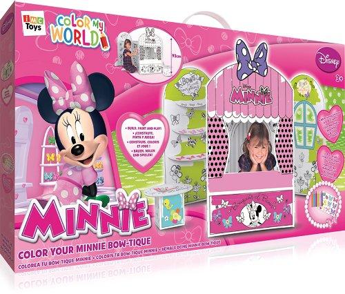 IMC Toys - 181229 - Kit de Loisir Créatif - Colorie ma Boutique
