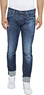 Replay Men's Slim Tapered Fit Donny Jeans