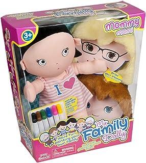 Mommy Mami My Family Dolly Activity Toy