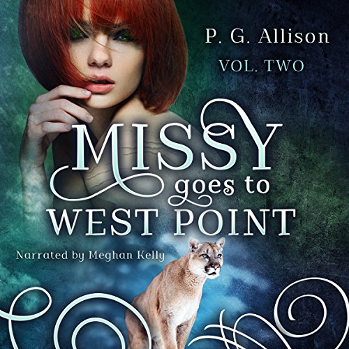 Missy Goes to West Point audiobook cover art