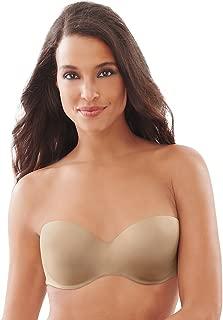 by Bali Women's Strapless Bra Convertible Straps