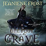 Bargain Audio Book - One Foot in the Grave  Night Huntress  Bo