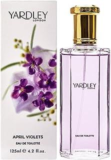 Yardley April Violets Eau de Toilette 125ml Spray