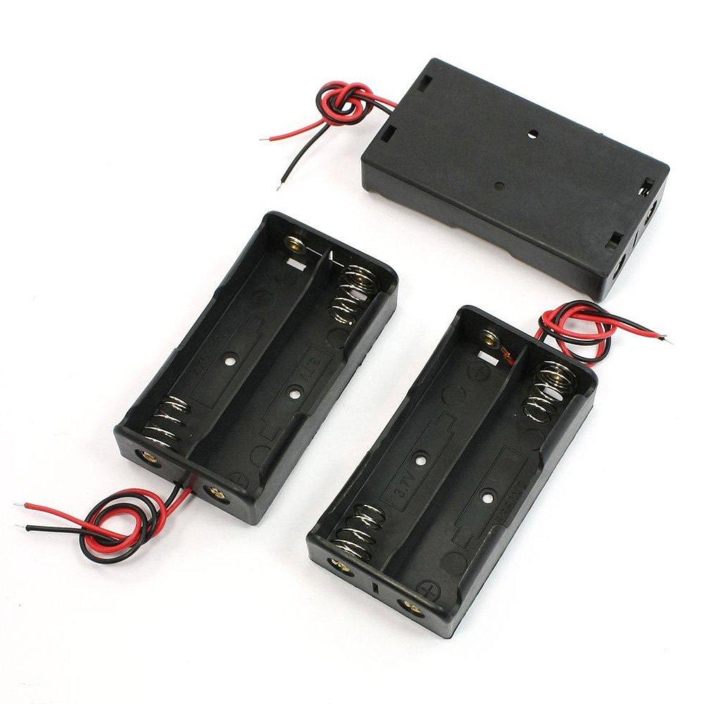 Caja de almacenamiento de bateria: Amazon.es: Electrónica