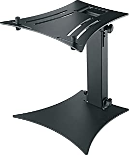 K&M 12190 Soporte para laptop Estructura negra