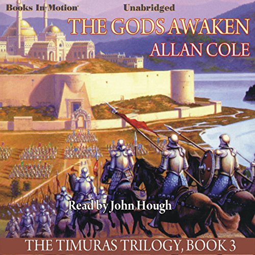 The Gods Awaken audiobook cover art