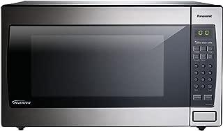 Panasonic 2.2 Cu. Ft. 1250W Genius Sensor Countertop/Built-in Microwave Oven with Inverter Technology