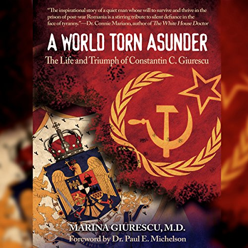 A World Torn Asunder audiobook cover art