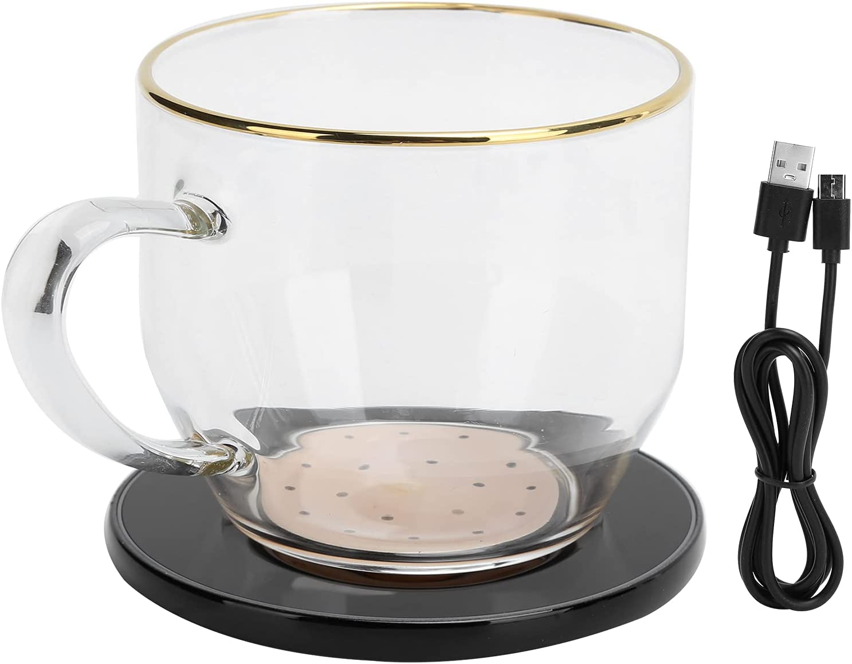 Coffee Cup Warmer Challenge the lowest price 350ml Waterproof Smar Electric Long-awaited